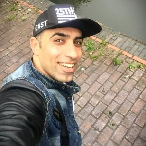Saeed Ranjbar - Tour Guide