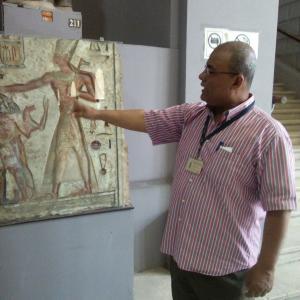Ahmed Nour Eldien - Tour Guide