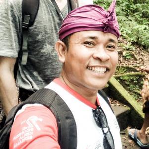 Wayan Parsa - Tour Guide