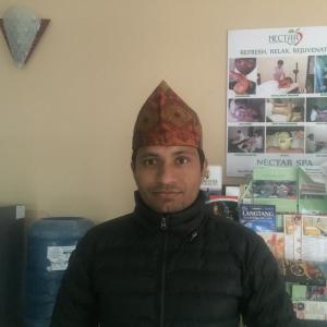 Ramhari Neupane - Tour Guide