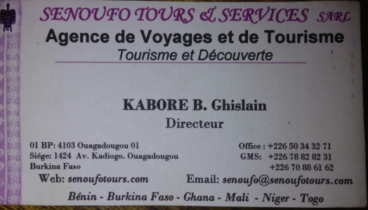 Senoufo Tours & Services