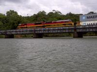 Historic Fort, Train and Canal Tour