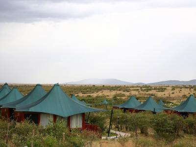 EASTER IN AMBOSELI NATIONAL PARK AT AA LODGE
