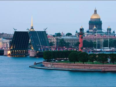 Pearls of St. Petersburg in 3 days - tour by car (with Faberge museum and Yusupov Palace)