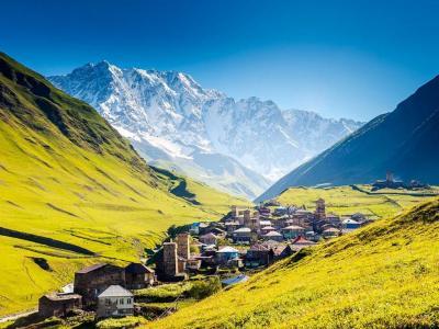 4 Day Svaneti Treasures - 4 День Сванети Сокровища