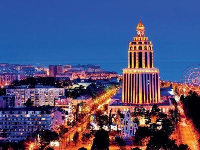 TOUR TO BATUMI FOR 3 DAYS - ТУР В БАТУМИ 3 ДНЯ