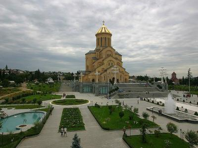 ONE-DAY SIGHTSEEING TOUR AROUND TBILISI - ОДНОДНЕВНАЯ ЭКСКУРСИЯ ПО ВОКРУГ ТБИЛИСИ