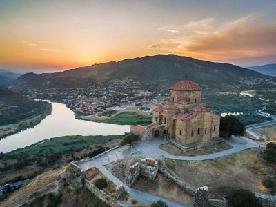 Tour in Mtskheta, Shiomghvime and Zedazeni Monasteries