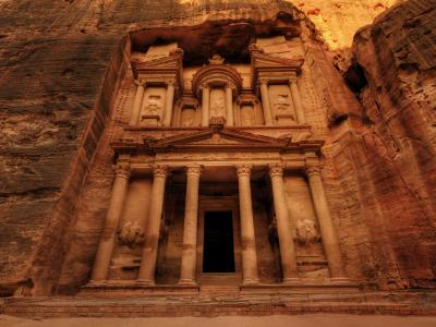 Private Day Tour to Petra from anywhere in Amman