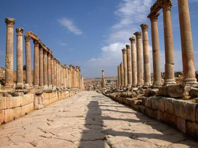 Jerash & Dead Sea Day Tour from anywhere in Amman