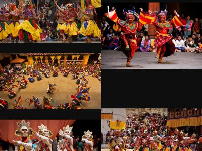 10 days Thimphu festival (festival, cultural, hiking, nature)