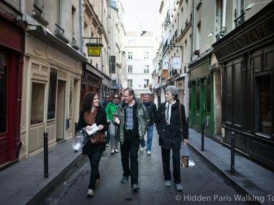 Gourmet tour of Saint Germain