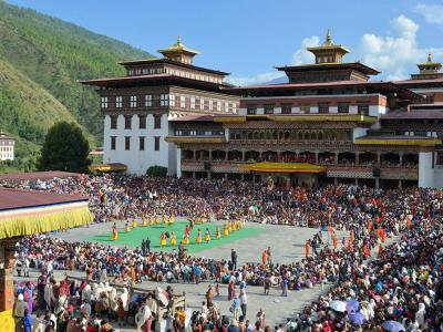 Thimphu and Wangdue Tshechu/Festival