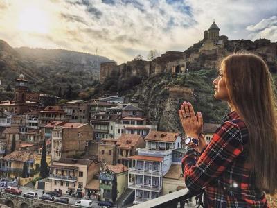 Тбилисоба праздник для Вас Гости Наши дорогие