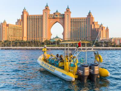 90 Minutes - Palm Jumeirah, Burj Al Arab & Marina (The Original Tour)