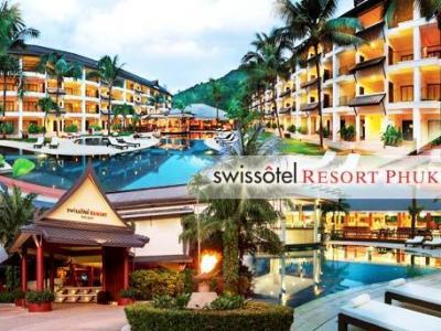 Phuket Patong Beach 4* Swissotel Resort