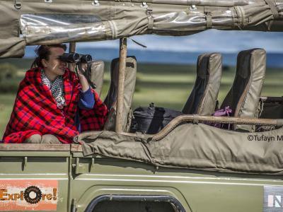 Explore the wild - Kenya