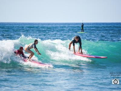 SURF LESSONS AT COSTA AZUL