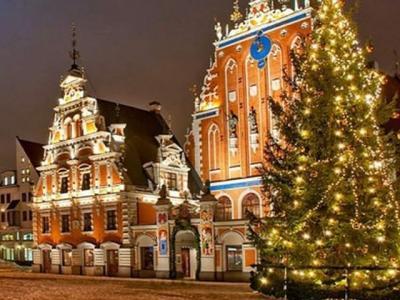 Новогодний  отдых Рига-Вильнюс