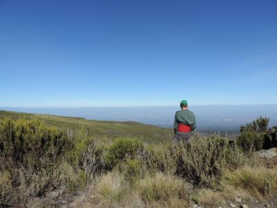 Climbing Mount Kenya Adventure 4 Days 3 Nights Sirimon.
