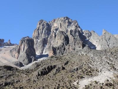 5Days 4 Nights Trekking, Hiking, Climbing Mount Kenya Adventures.