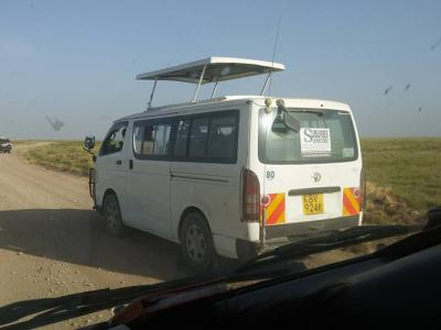 Masai Mara 3 Days Daily Safari